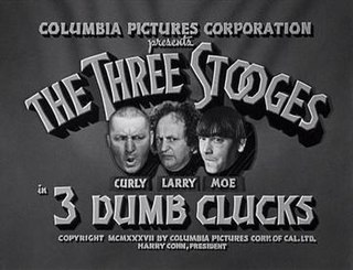 <i>3 Dumb Clucks</i> 1937 film by Del Lord