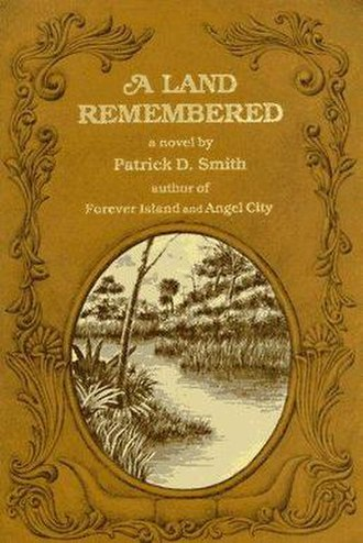 A Land Remembered - Image: A Land Remembered