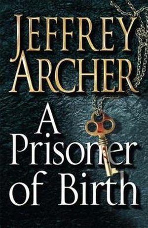 A Prisoner of Birth - First edition (UK)