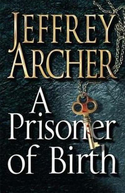 Picture of a book: A Prisoner Of Birth