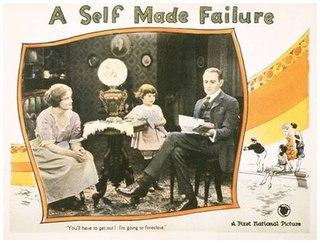 <i>A Self-Made Failure</i> 1924 film by William Beaudine