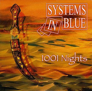 A Thousand and One Nights (Systems in Blue song) - Image: A Thousand and One Nights (Systems in Blue single cover art)