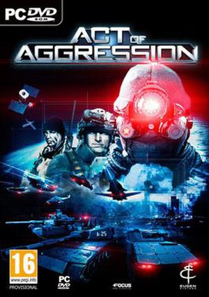 Act of Aggression - Image: Act of Aggression Cover Art