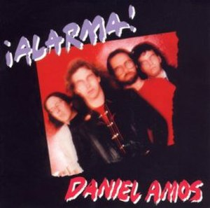 ¡Alarma! (album) - Image: Alarmafront