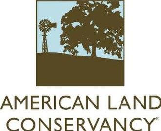 American Land Conservancy - American Land Conservancy logo