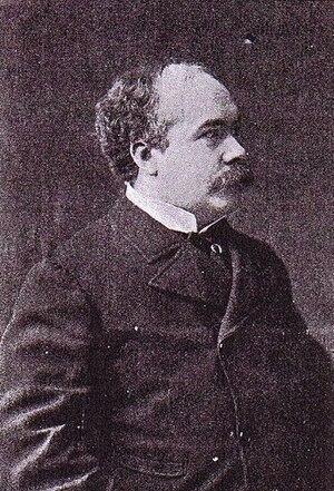 Alfred Bryan (illustrator) - Alfred Bryan in 1898