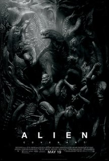 <i>Alien: Covenant</i> 2017 American science-fiction horror film by Ridley Scott