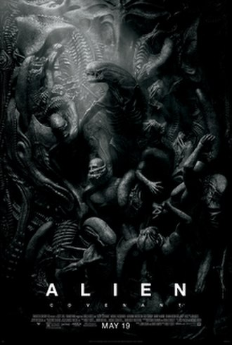 Alien: Covenant - Theatrical release poster