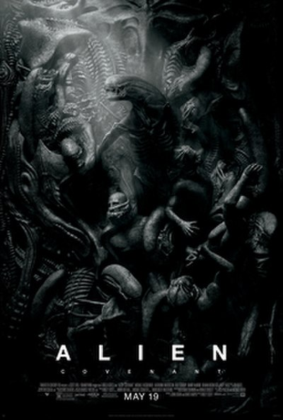 Picture of a movie: Alien: Covenant