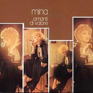 Amanti di valore - Image: Amanti di valore Mina 1973