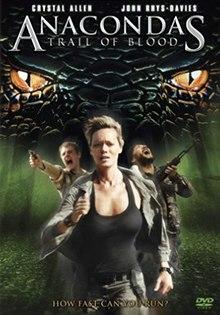 Strani filmovi sa prevodom - Anakonda 4: Krvavi trag (2009)