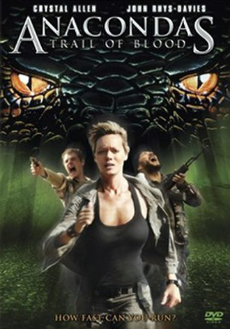 Anacondas: Trail of Blood - DVD cover