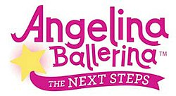 Angelina Ballerina: The Next Steps logo