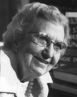 Angie Debo American historian