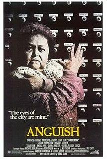 <i>Anguish</i> (1987 film) 1987 film by Bigas Luna