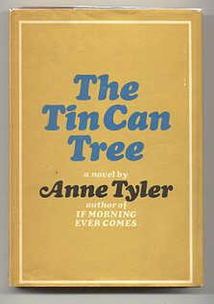 The Tin Can Tree - 1st edition cover, New York, 1965