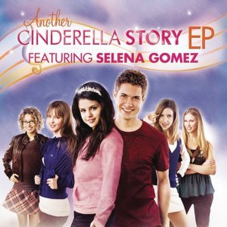 Another Cinderella Story (soundtrack) - Image: Another Cinderella Story EP
