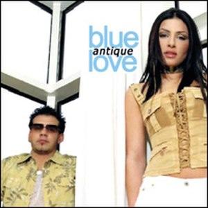 Blue Love (album) - Image: Antiquebluelove