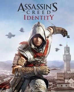 <i>Assassins Creed Identity</i> 2014 video game