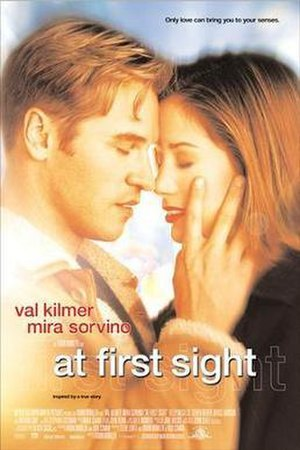 At First Sight (1999 film) - Theatrical release Poster