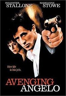 <i>Avenging Angelo</i> 2001 film by Martyn Burke