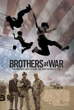Brothers at War - Theatrical release poster