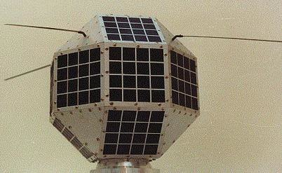Badr-1 satellite