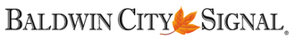 Baldwin City Signal - Image: Baldwin City Signal newspaper header