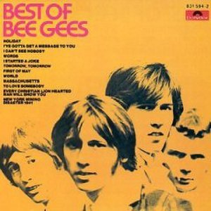 Best of Bee Gees - Image: Best of bee gees