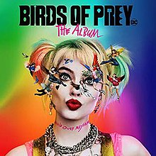 Birds Of Prey Soundtrack Wikipedia