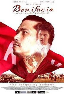 <i>Bonifacio: Ang Unang Pangulo</i> 2014 film by Enzo Williams