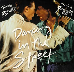 Dancing in the Street - Image: Bowie Jagger Dancing In The Street