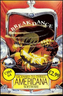 Break Dance Breakdance