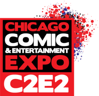 Chicago Comic & Entertainment Expo - Image: C2E2 Logo