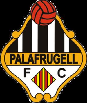 FC Palafrugell - Image: CF Palafrugell logo