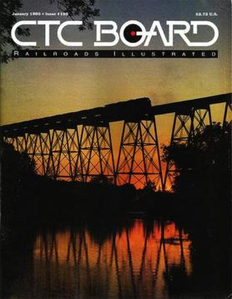 Railroads Illustrated - January 1995 issue