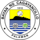 Official seal of Cagayancillo
