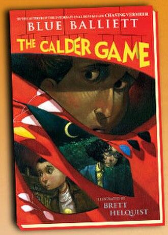 The Calder Game - Image: Calder Game Cover