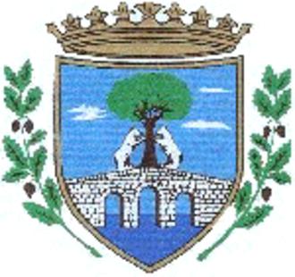 Cerreto di Spoleto - Image: Cerreto di Spoleto Stemma