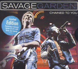 Chained to You 2000 single by Savage Garden