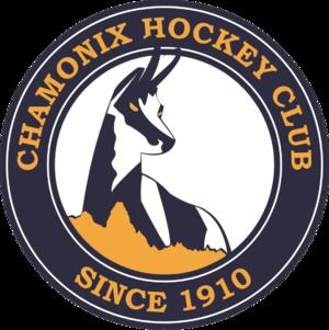 Chamonix HC - Image: Chamonix HC logo