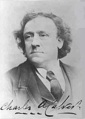 Charles Alexander Calvert - Image: Charles Alexander Calvert