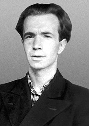 Vladimir Chekalov - Image: Chekalov Vladimir Fedorovich 6bw