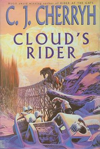 Cloud's Rider - Image: Cherryh Clouds Rider Cover