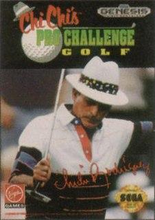 <i>Chi Chis Pro Challenge Golf</i> 1993 video game
