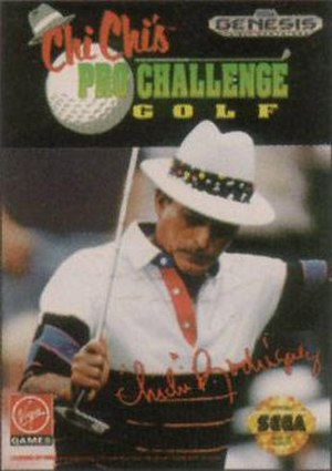 Chi Chi's Pro Challenge Golf - North American cover art