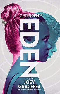 <i>Children of Eden</i> (Joey Graceffa) book by Joey Graceffa
