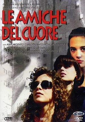 Close Friends - Italian dvd cover