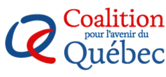 Coalition Avenir Québec - Logo used before official party launch on 14 November 2011.