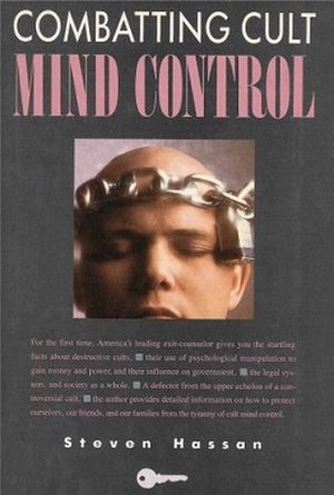 Combatting Cult Mind Control - Book Cover